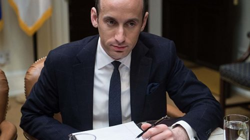 Stephen Miller: Trump Exploring 'All Legal Options' to End 'Crazy' Anchor Baby Policy
