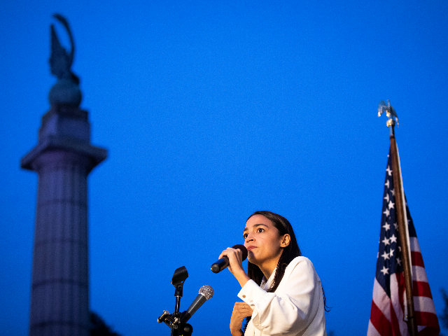 Video: Ocasio-Cortez Mocks Middle America in Effort to Delegitimize Electoral College