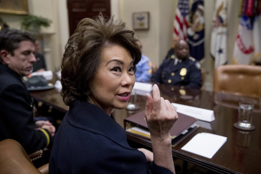 Democrats Investigate Elaine Chao in Wake of Schweizer's 'Secret Empires' Bombshell