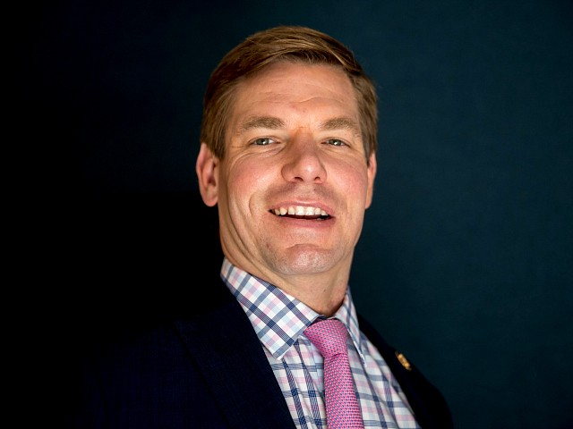 Eric Swalwell Mocks 'Good Guys with Guns' For Not Stopping Midland Shooter
