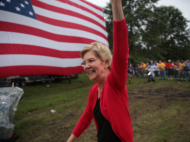 Hail to the Chief: Elizabeth Warren Steadily Surges in Democrat Primary