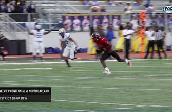 HIGHLIGHTS: Lakeview Centennial vs. No. Garland | High School Scoreboard Live