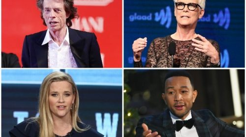 Hollywood Joins Climate Strike: Kids will Lead Us Because 'Their Elders Are Just Plain stupid'