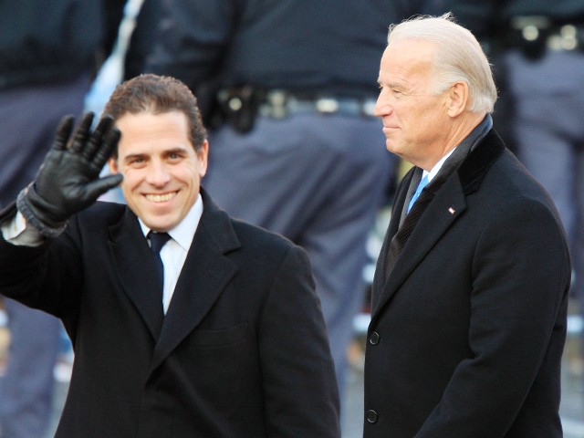 Hunter Biden Versus Joe Biden: Father and Son Contradict One Another Regarding Ukraine Scandal
