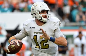 James Morgan throws for 394 yards, but FIU falls to Louisiana Tech on the road