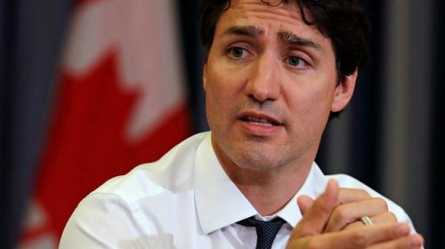 Justin Trudeau Pledges Ban on 'Military-Grade' Semiautomatic Rifles