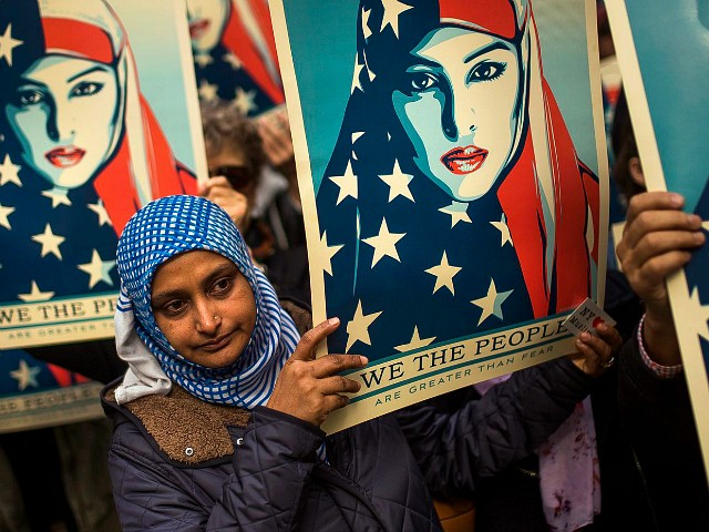 NY Times: Muslim Refugees 'Distraught' by Trump's Immigration Reforms