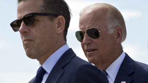 Peter Schweizer on Whistleblower: Media Trying to Turn a Biden Scandal into a Trump Scandal