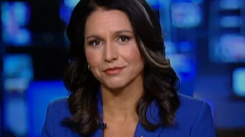 Tulsi Gabbard: Saudi Promotion of 'Extremist Wahhabi Ideology' a Bigger Threat to U.S. Than Iran