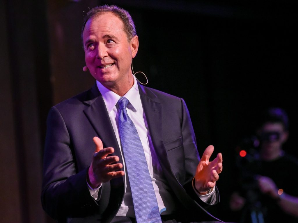 173 House Republicans Move to Condemn Adam Schiff as Floor Vote Approaches