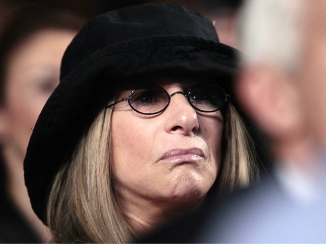 Barbra Streisand Shares Photo of Nancy Pelosi Killing Trump