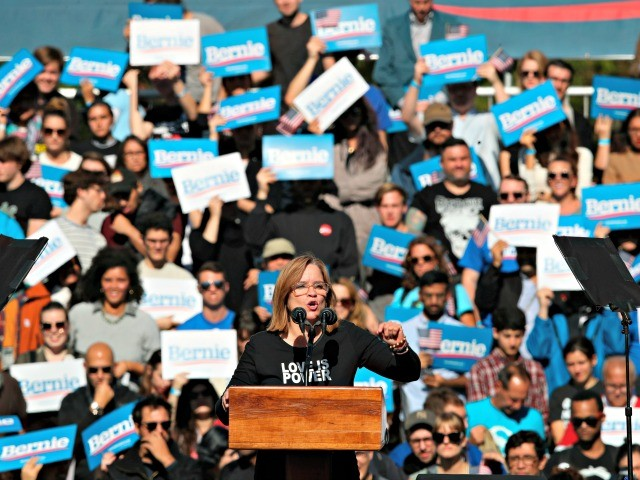 Bernie Sanders Rally: 'Lock Him Up' Chant Erupts as San Juan Mayor Attacks Trump
