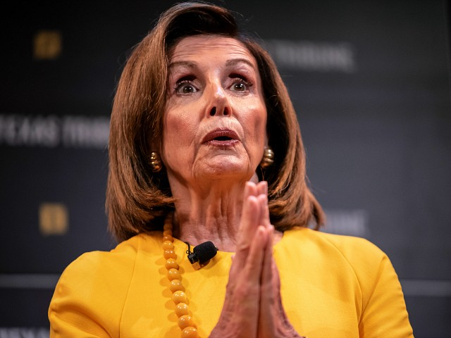 Donald Trump Urges Prayers for 'Very Sad' Nancy Pelosi After White House Meeting
