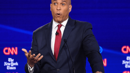 Fact Check: Cory Booker Vows End to 'Mass Violence' After Overseeing Spike in Crime as Newark Mayor