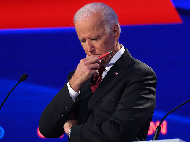 Gaffe: Joe Biden Gestures at Bernie Sanders When Referring to Vladimir Putin
