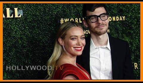 HILARY DUFF & MATTHEW KOMA hit the red carpet at BABY BAYLL 2019 Hollywood TV