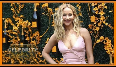 JENNIFER LAWRENCE is GETTING MARRIED on SATURDAY - Hollywood TV