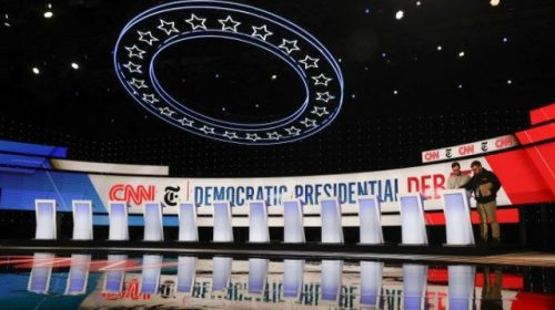 ***Live Updates*** Democrats Debate in Ohio