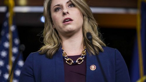 #MeThree: Democrat Rep. Katie Hill Reportedly Involved in 'Throuple' Relationship with Female Staffer