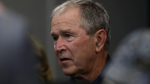 Report--George W. Bush: Trump's 'Isolationist' America Is 'Dangerous' for Global Peace