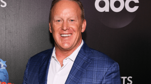 Sean Spicer Says Next Round of DWTS 'Big Test' for Conservative Voice: 'It's Not Just About Me, It's About We'