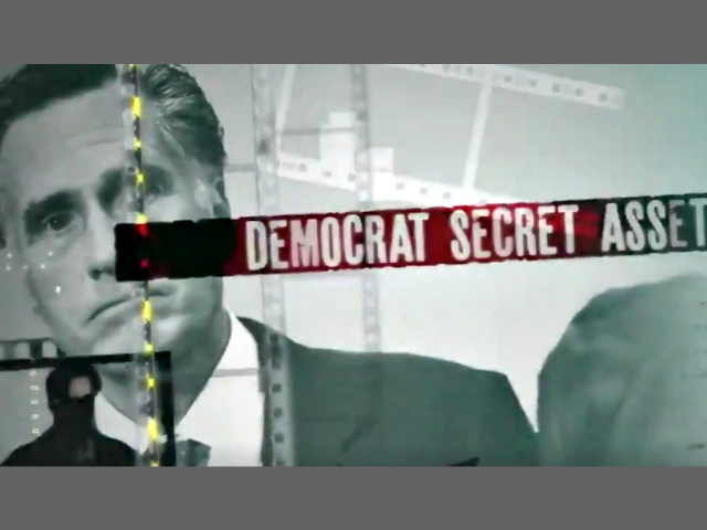 Trump Brands Romney a 'Democrat Secret Asset' in Video