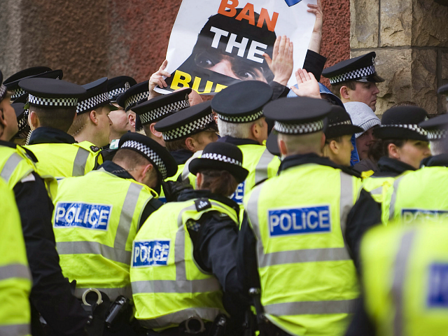 UK Police Tell Public: Report 'Hateful' Behaviour 'Even If It Isn't a Crime', 'You Don't Even Need Evidence'