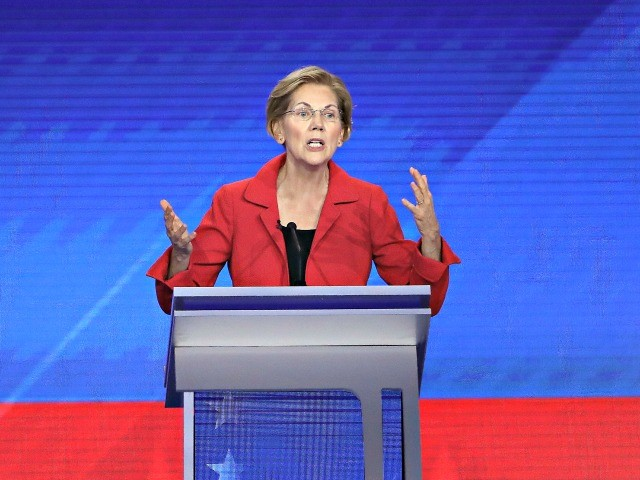 Warren: Impeachment Necessary Because Trump Broke the Law 'Over and Over'