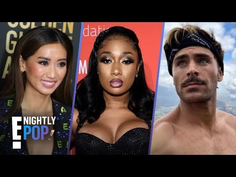 "Brenda Is OG Crazy Rich Asian, Megan Thee Single & Killing Zac - ""Nightly Pop"" 11/21/19 