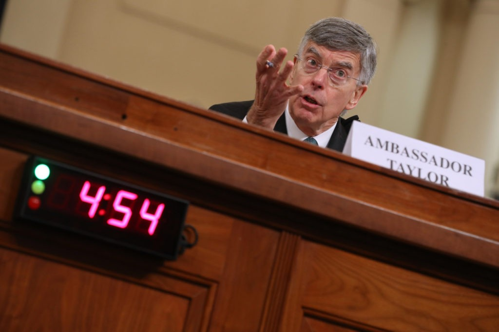 Democrat Dud: First Public Impeachment Hearing Falls Short as 'Complicated,' Unclear Allegations Drive Inquiry Forward
