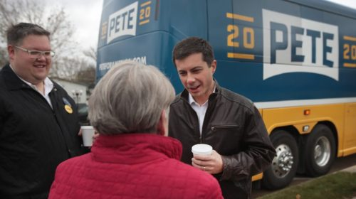 Des Moines Register Poll: Pete Buttigieg Surprises with Comfortable Lead in Iowa