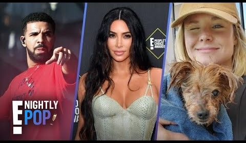 "Drake Gets Booed, Kim Interrupts Kourtney & Kristen's Doggy Drama - ""Nightly Pop"" 11/11/19 
