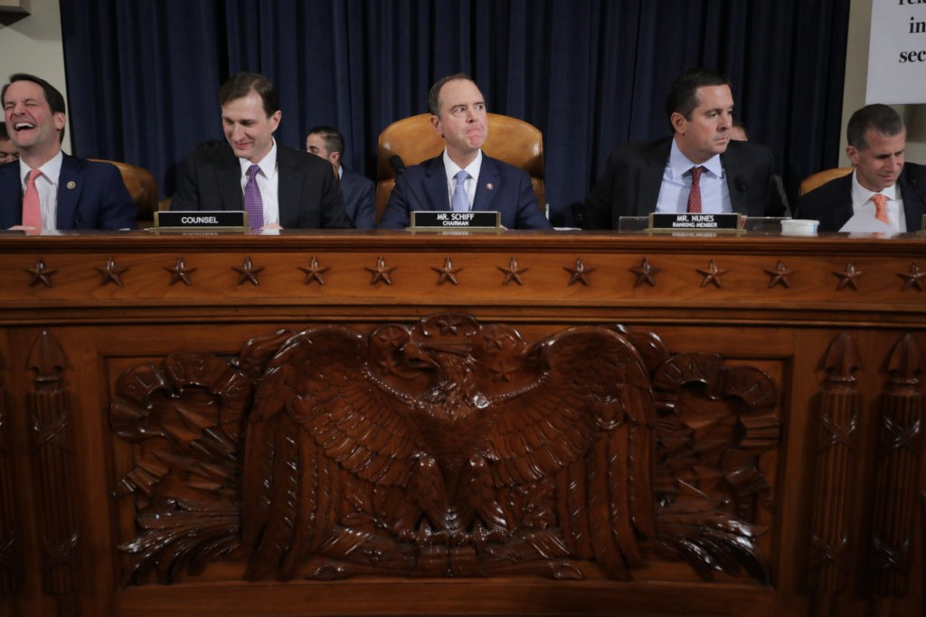 Exclusive — Focus Group Data Show Impeachment Flopping with Swing Voters, 2020 Democrat Leftist Lurch Unpopular