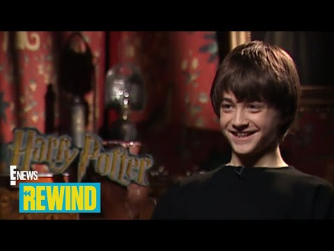"""Harry Potter"" & Daniel Radcliffe 18 Years Later: Rewind 