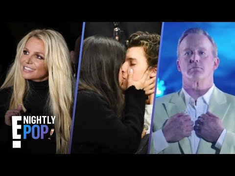 "It's Britney B*tch or a Sex Shop, Shawn & Camila Make Out & More - ""Nightly Pop"" 11/12/19 