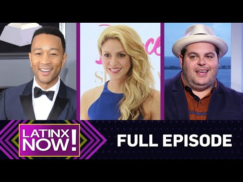 John Legend, Shakira, Josh Gad & More - Full Episode | Latinx Now! | E! News