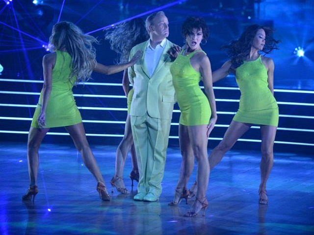 Judges Boot Sean Spicer Off 'Dancing with the Stars'
