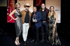 Justin Ebach, Wyatt Durrette III Win Big at SESAC Nashville Music Awards