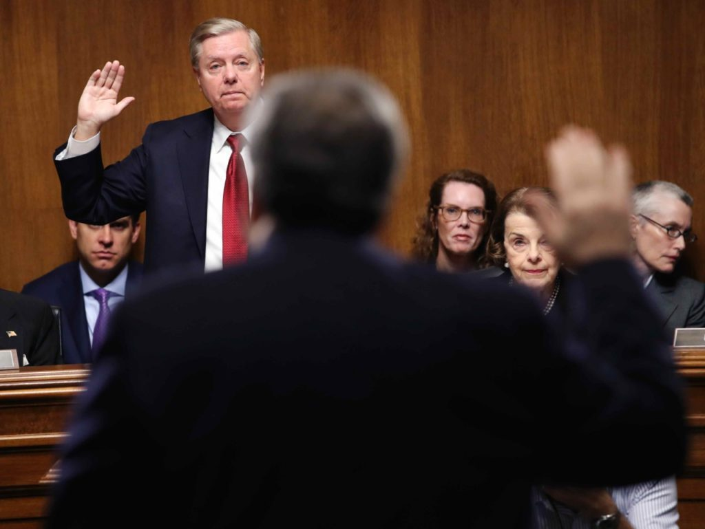 Lindsey Graham: I Will Call Adam Schiff to Testify in the Senate