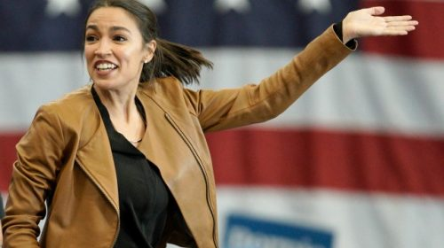 Ocasio-Cortez Dismisses Fears Democrat Party Moving Too Far Left: 'We Are Bringing the Party Home'