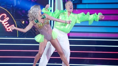 Sean Spicer Credits Breitbart Audience for Stay on DWTS: That's What's Carrying Me Through'