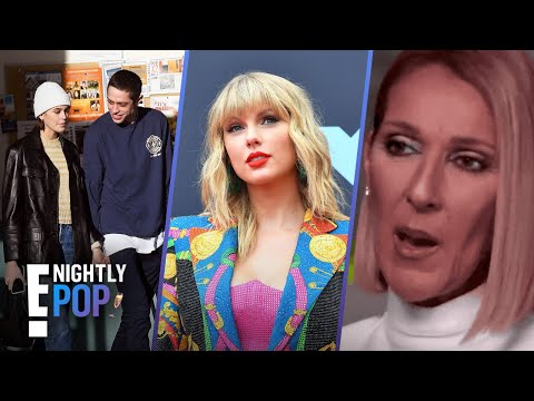 "Taylor to Settle It Off, Pete's Prowess & Celine's PB Obsession - ""Nightly Pop"" 11/17/19 
