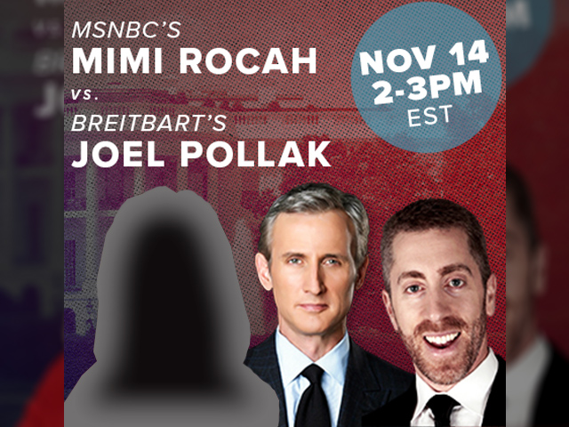 UPDATE: MSNBC Backs Out of SiriusXM Impeachment Debate with Breitbart News' Joel Pollak
