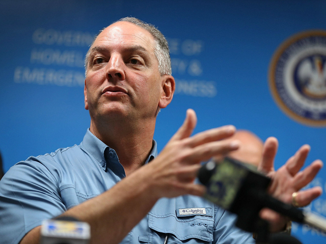 WSJ: Democrat John Bel Edwards Has Turned Louisiana into the Trial Lawyers State