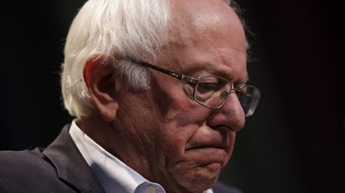 Bernie Sanders Campaign Staffer Fired for Alleged Antisemitic, Anti-Gay Remarks