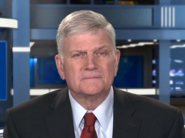 Franklin Graham: Christianity Today 'in Step' with Pelosi, Leftist Agenda — Editorial Used to 'Divide' Evangelicals