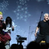 "Henry Rollins and Cyndi Lauper Celebrate the Holidays With ""Rise Above"" Duet"