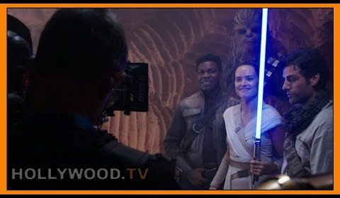 Hollywood TV Movies gets Nostalgic with this awesome STAR WARS look back