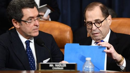 House Judiciary Committee Report: President Can Be Impeached for 'Motives' Without Breaking Law
