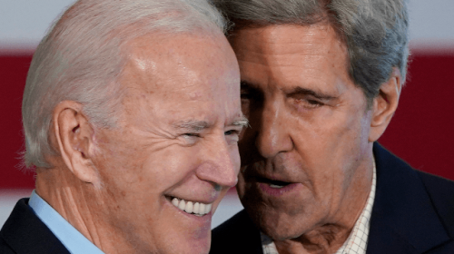 John Kerry Claims Ignorance of Hunter Biden's Burisma Work Despite Evidence